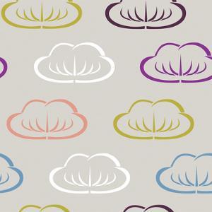 Clouds II by Nicole Ketchum