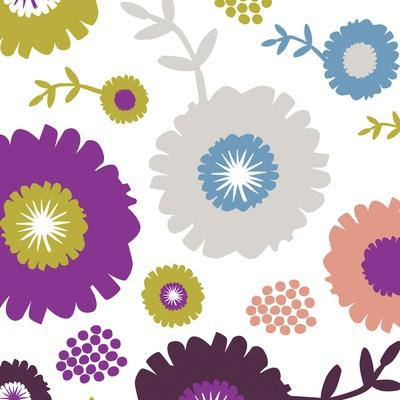Garden Floral IV