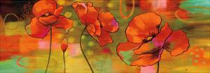 Magical Poppies by Nicole Sutton