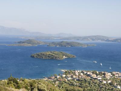 Nidri, Lefkada, Ionian Islands, Greek Islands, Greece, Europe-Robert Harding-Photographic Print
