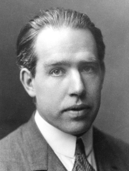 Niels Bohr, Danish Physicist, C1922--Photographic Print