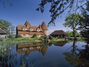 Converted Oast House at Markbeech, Kent, England, United Kingdom, Europe by Nigel Blythe