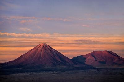Chile, Atacama Desert, Salar De Atacama