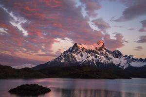 Chile, Torres Del Paine by Nigel Pavitt