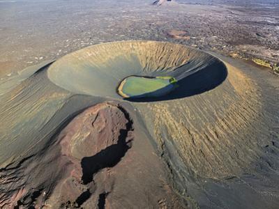 Ethiopia, Erta Ale Range, Catherine by Nigel Pavitt