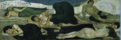 Night, 1890-Ferdinand Hodler-Giclee Print