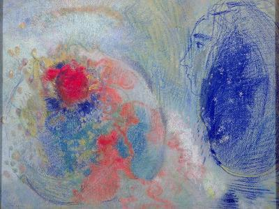 Night and Day, 1908-11-Odilon Redon-Giclee Print