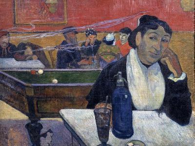 Night Café at Arles, 1888-Paul Gauguin-Giclee Print