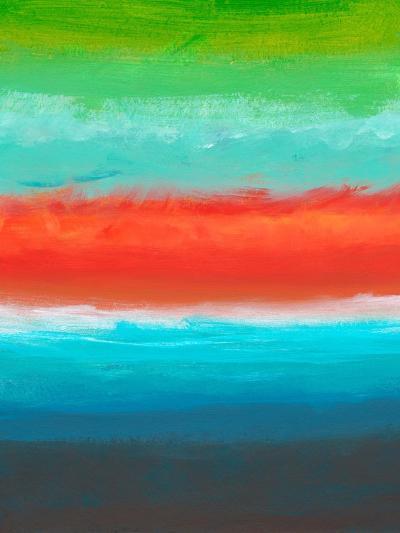 Night Coast Three-Jan Weiss-Art Print