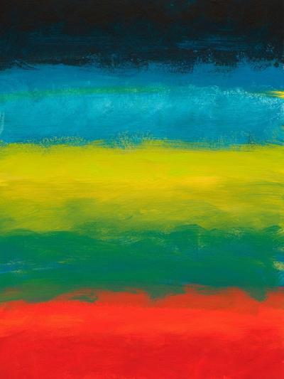 Night Coast Two-Jan Weiss-Art Print