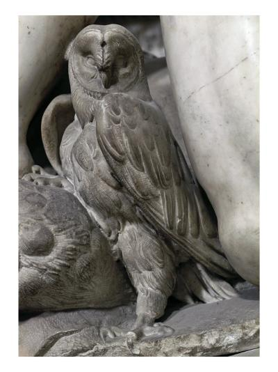 Night, Detail-Michelangelo Buonarroti-Giclee Print