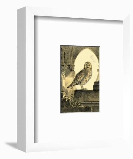 Night Guardian IV--Framed Art Print