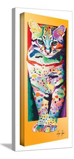 Night Hunt Gallery-Wrapped Canvas-Linzi Lynn-Gallery Wrapped Canvas