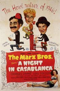 Night in Casablanca, 1946