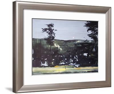 Night Landscape from Documentary Still, 2014-Calum McClure-Framed Giclee Print