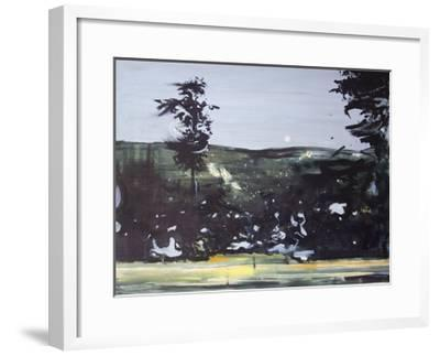 Night Landscape from Documentary Still, 2014-Calum McClure-Framed Giclee Print