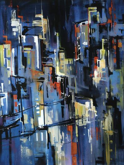 Night Lights-Sydney Edmunds-Giclee Print