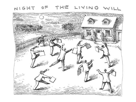 Image result for living will cartoon