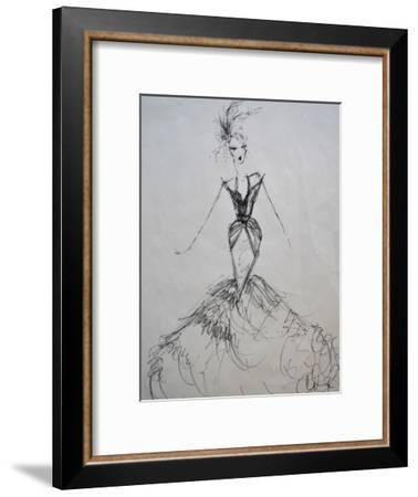 Night on the Town-Cara Francis-Framed Art Print