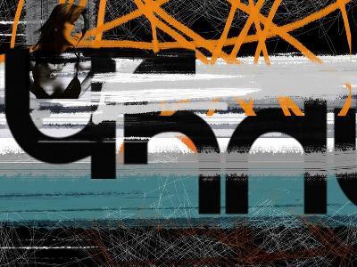 Night Out-NaxArt-Art Print