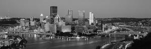 Night, Pittsburgh, Pennsylvania