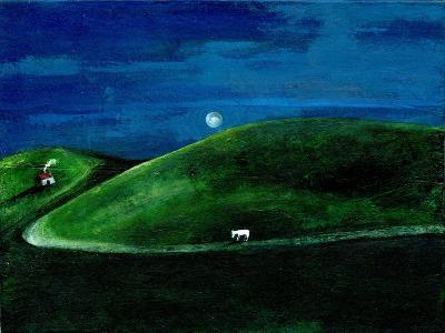 Night Return, 2003-Gigi Sudbury-Giclee Print