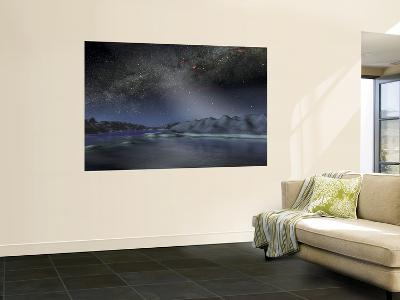 Night Sky--Giant Art Print