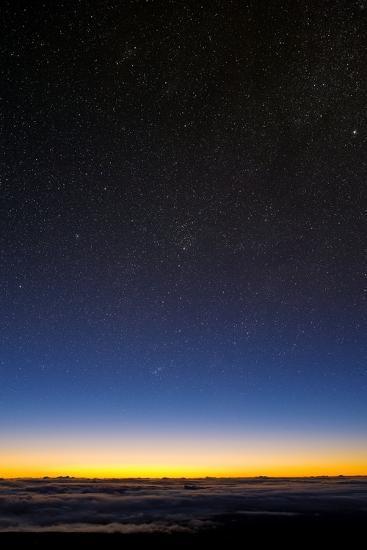 Night Sky-David Nunuk-Photographic Print