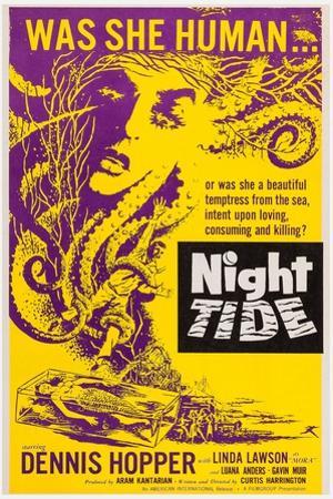 Night Tide, 1961
