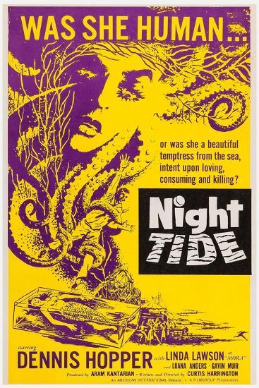 Night Tide, 1961--Art Print