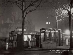 Night Time Coffee, London