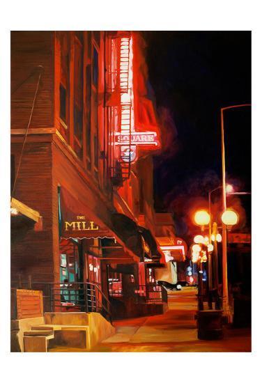 Night Vision-Katrina Swanson-Art Print