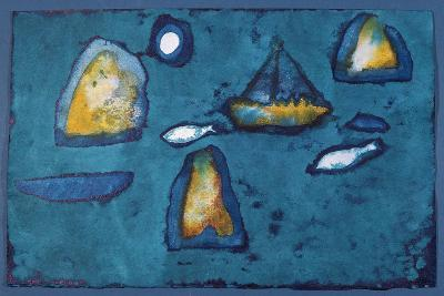 Night Voyage, 1998-Peter Davidson-Giclee Print