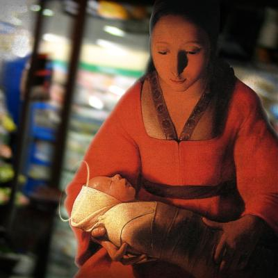 Night Wanderer, 2008-Trygve Skogrand-Giclee Print