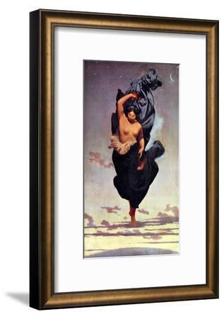 Night-Jean Leon Gerome-Framed Giclee Print