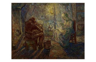 Night-Vincent van Gogh-Giclee Print