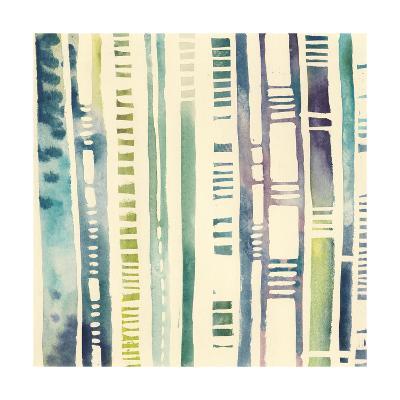 Nightfall Cascade II-Grace Popp-Art Print