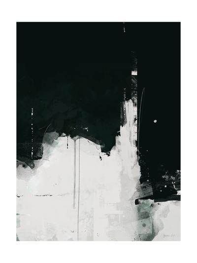 Nightfall-Green Lili-Art Print