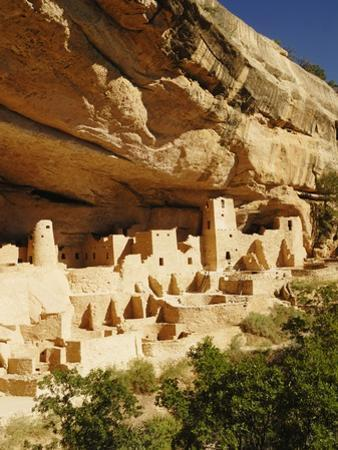 Cliff Palace in Mesa Verde National Park