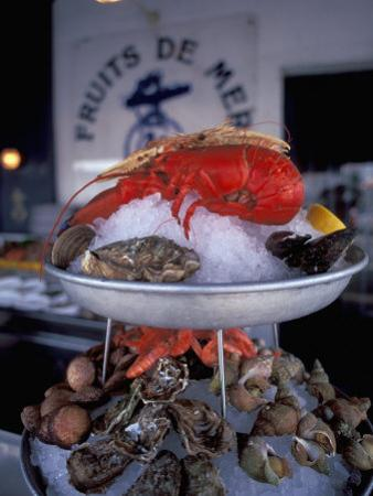 Fruits de Mer, St. Martin, Il De Re, France