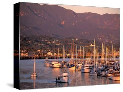 Harbor, Santa Barbara, California