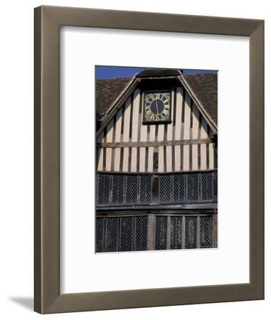 Medieval Moated Manor House, Ightham Mote, Kent, England