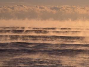 Ocean on Winter Morning, Florida, USA by Nik Wheeler