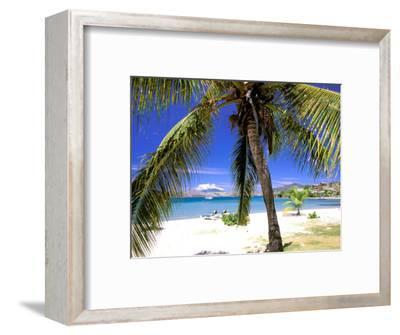 Qualie Beach, Nevis, Caribbean