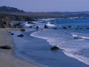 San Simeon Coast, California, USA by Nik Wheeler