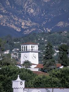 Scenic of Santa Barbara, California by Nik Wheeler