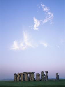 Stonehenge in England by Nik Wheeler