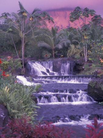 Tabacon Hot Springs, Arenal Volcano, Costa Rica