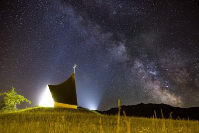 Chapel Milky Way
