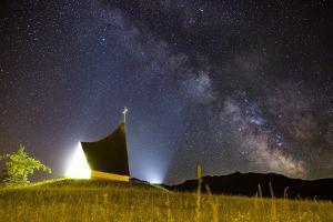 Chapel Milky Way by Niki Haselwanter